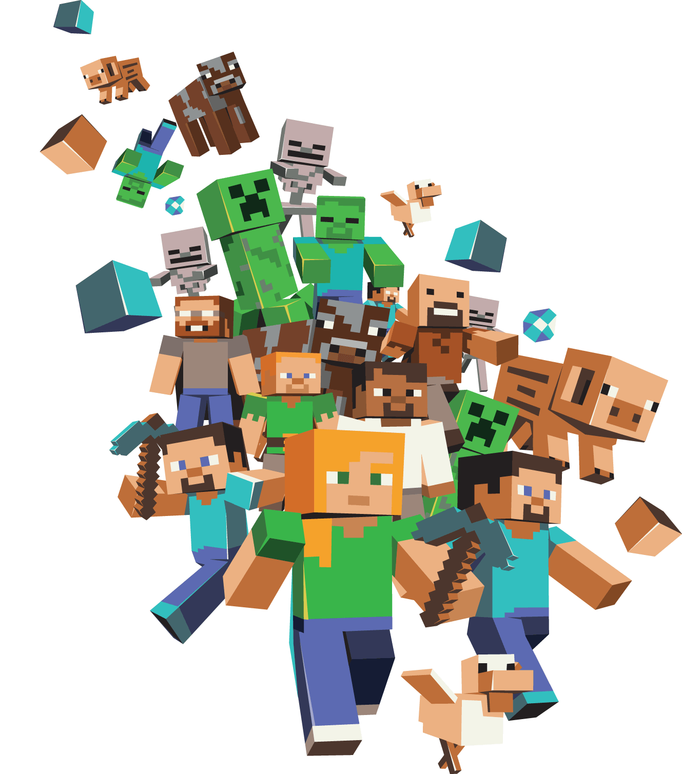 © Microsoft Minecraft